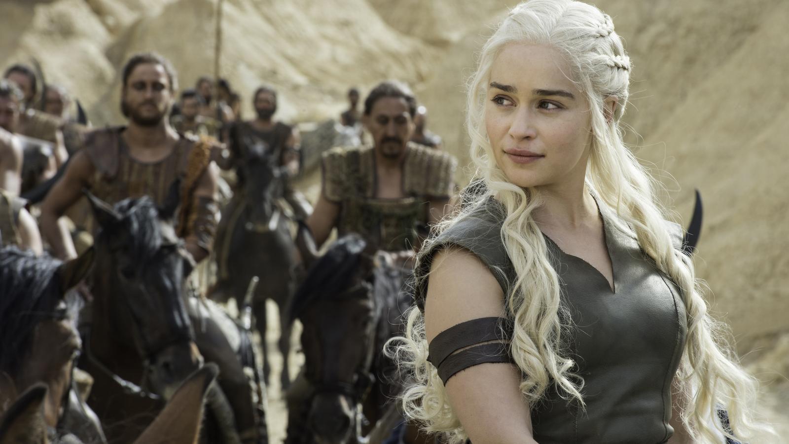 'Joc de trons': no hi haurà 'affaire' entre Daenerys i Jon Neu