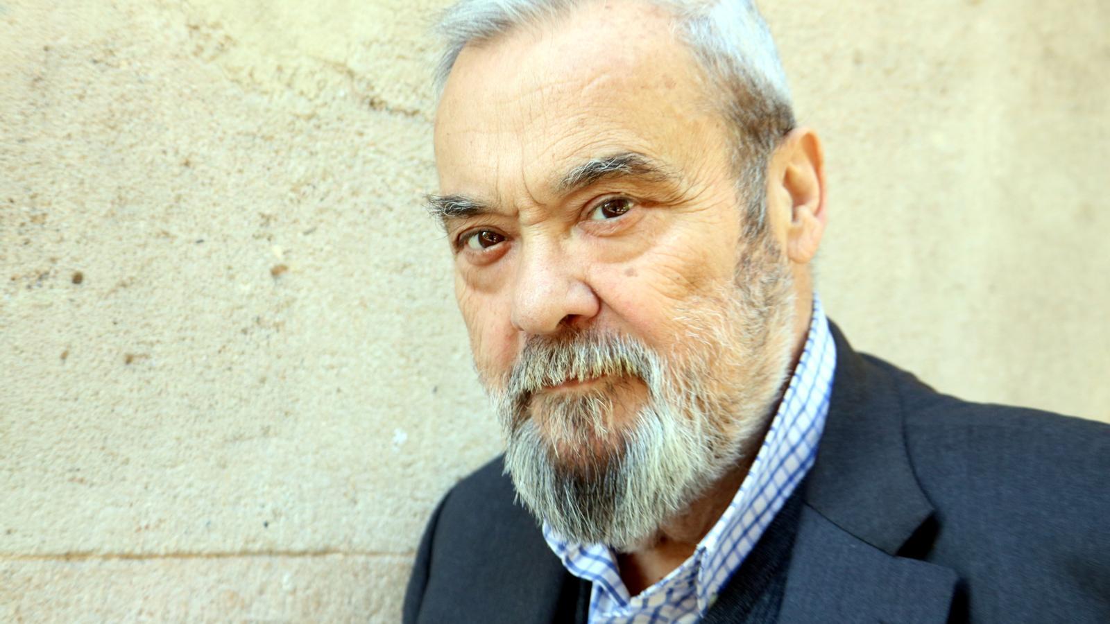 Carles Canut, pura vocació teatral