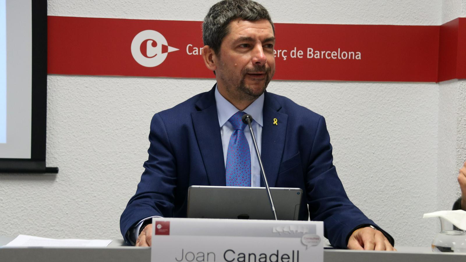 La Cambra farà una consulta entre els empresaris sobre l'impacte de la independència