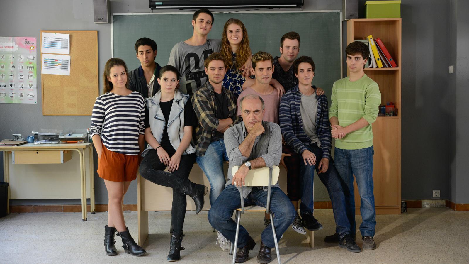 La primera temporada de 'Merlí' arriba a Playz