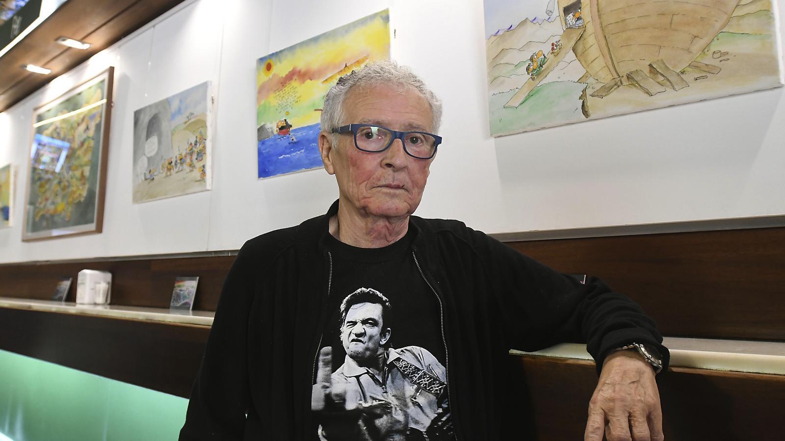 El ninotaire Josep Antoni Fernández 'Fer'