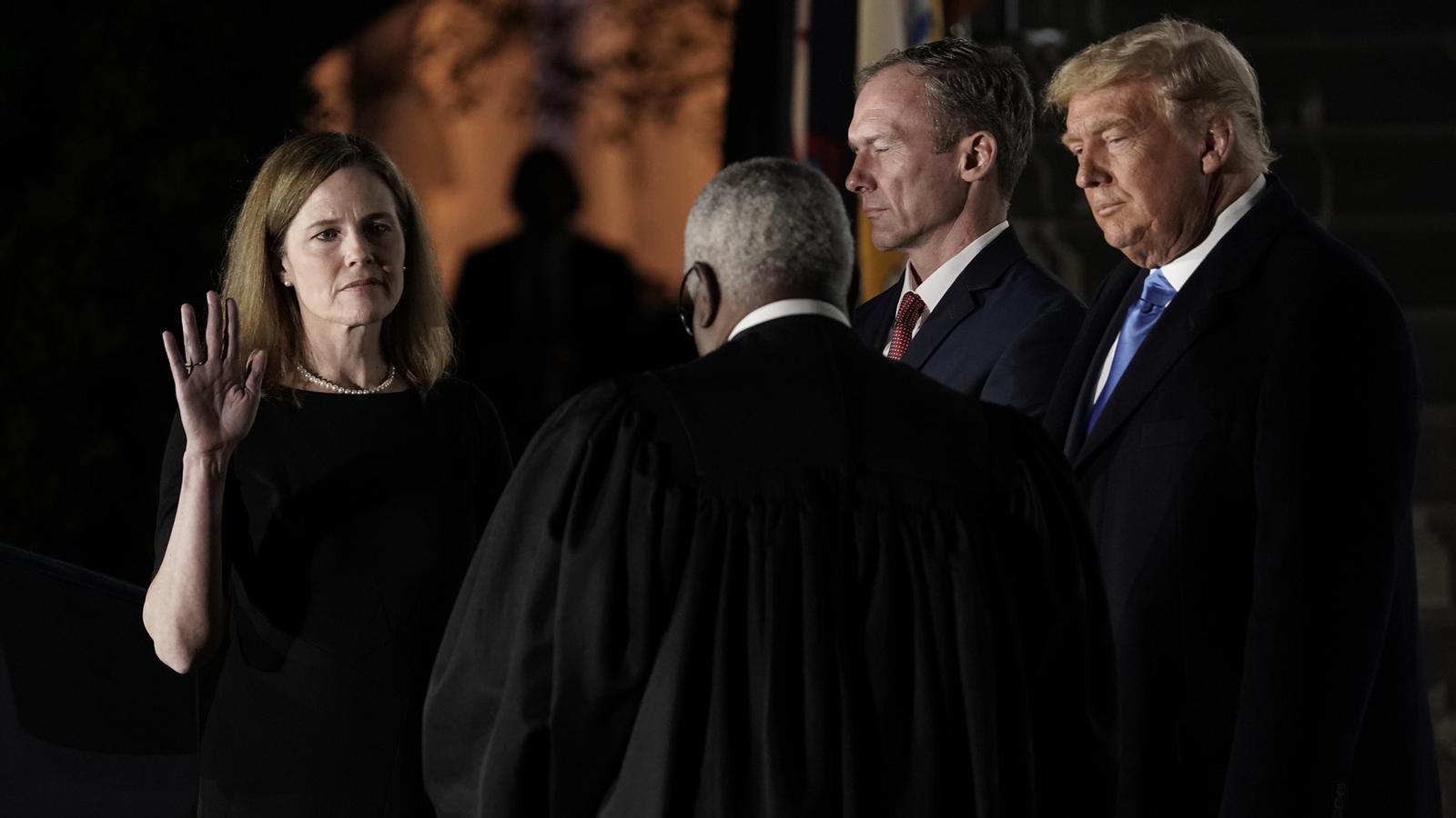El Govern estudia el confinament de cap de setmana; Amy Coney Barrett ja és jutge del Suprem dels EUA; Bartomeu carrega contra la Generalitat per no realitzar el vot: les claus del dia, amb Antoni Bassas (27/10/2020)