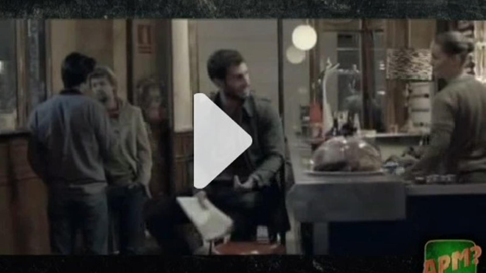 L'anunci de Damm, parodiat per l'APM?