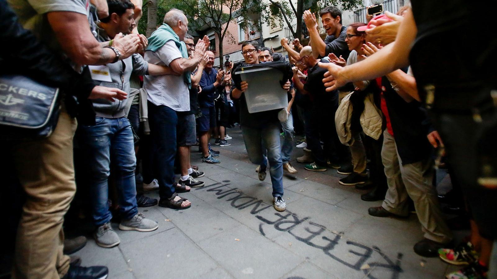 L'anàlisi d'Antoni Bassas: 'Sí, ens hi anava la vida en les urnes'