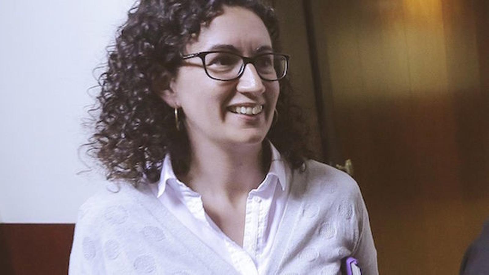 Rovira destaca que la llista d'ERC permet que les dones tinguin igualtat d'oportunitats per fer política