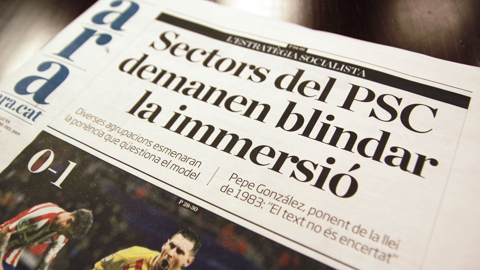 L'anàlisi d'Antoni Bassas: 'En català amb tothom, des del primer minut'