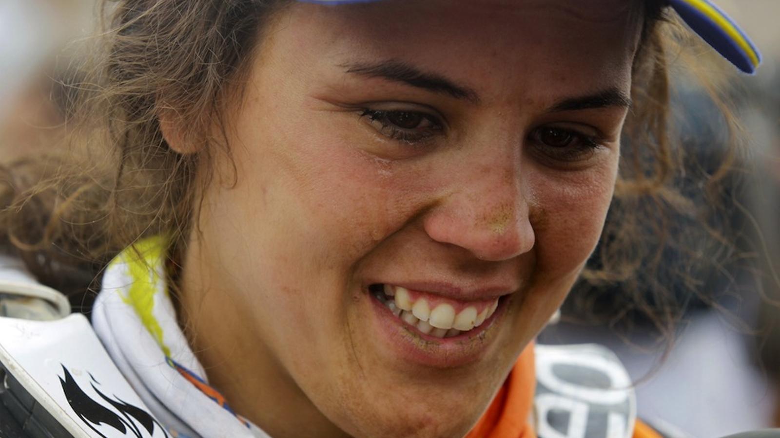 """Laia Sanz: """"He plorat com el primer any, però estic més contenta pel patiment i pels bons resultats"""""""
