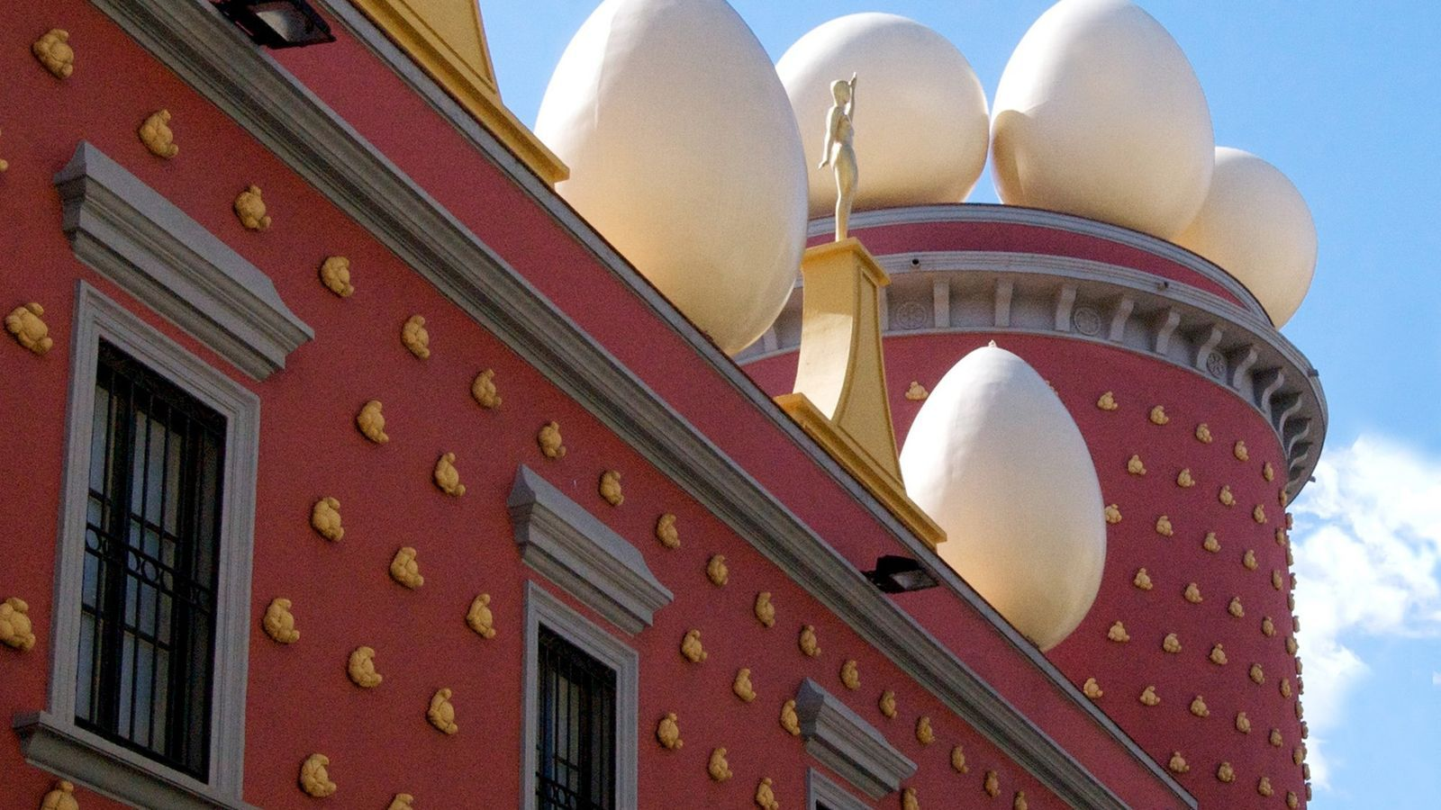 El Teatre-Museu Dalí de Figueres torna a rebre visitants