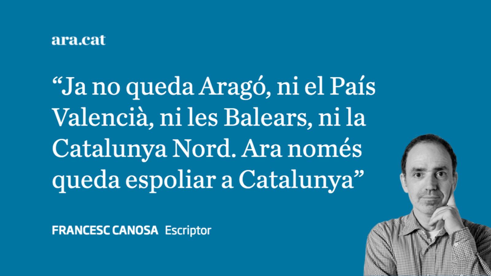 Aragó, independent