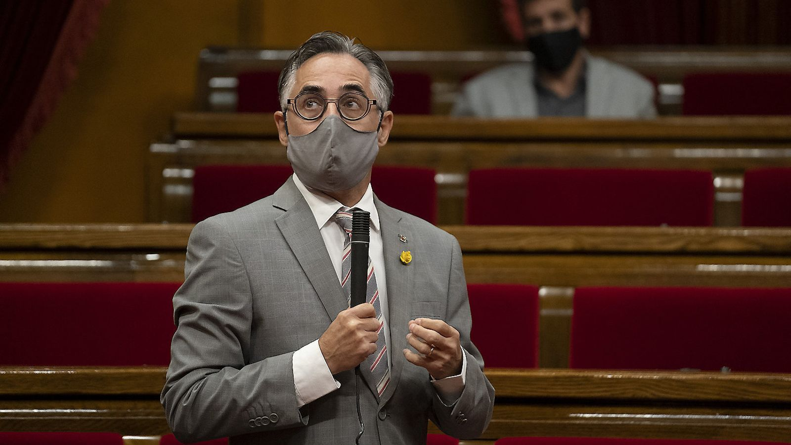 Ramon Tremosa, l'ombra de Pere Aragonès al Govern