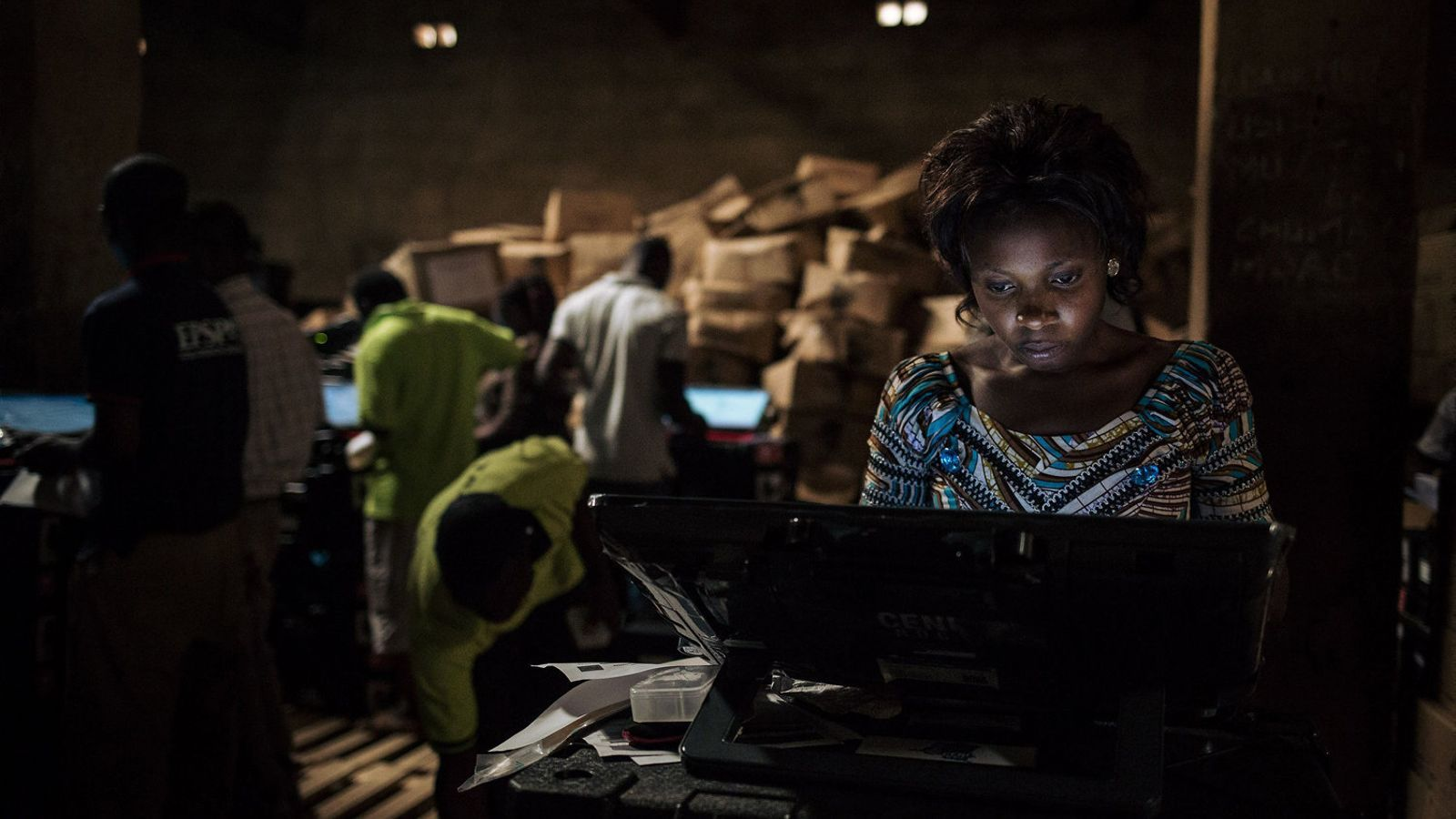 Internet, la nova arma a la RD Congo contra la guerra i el frau electoral