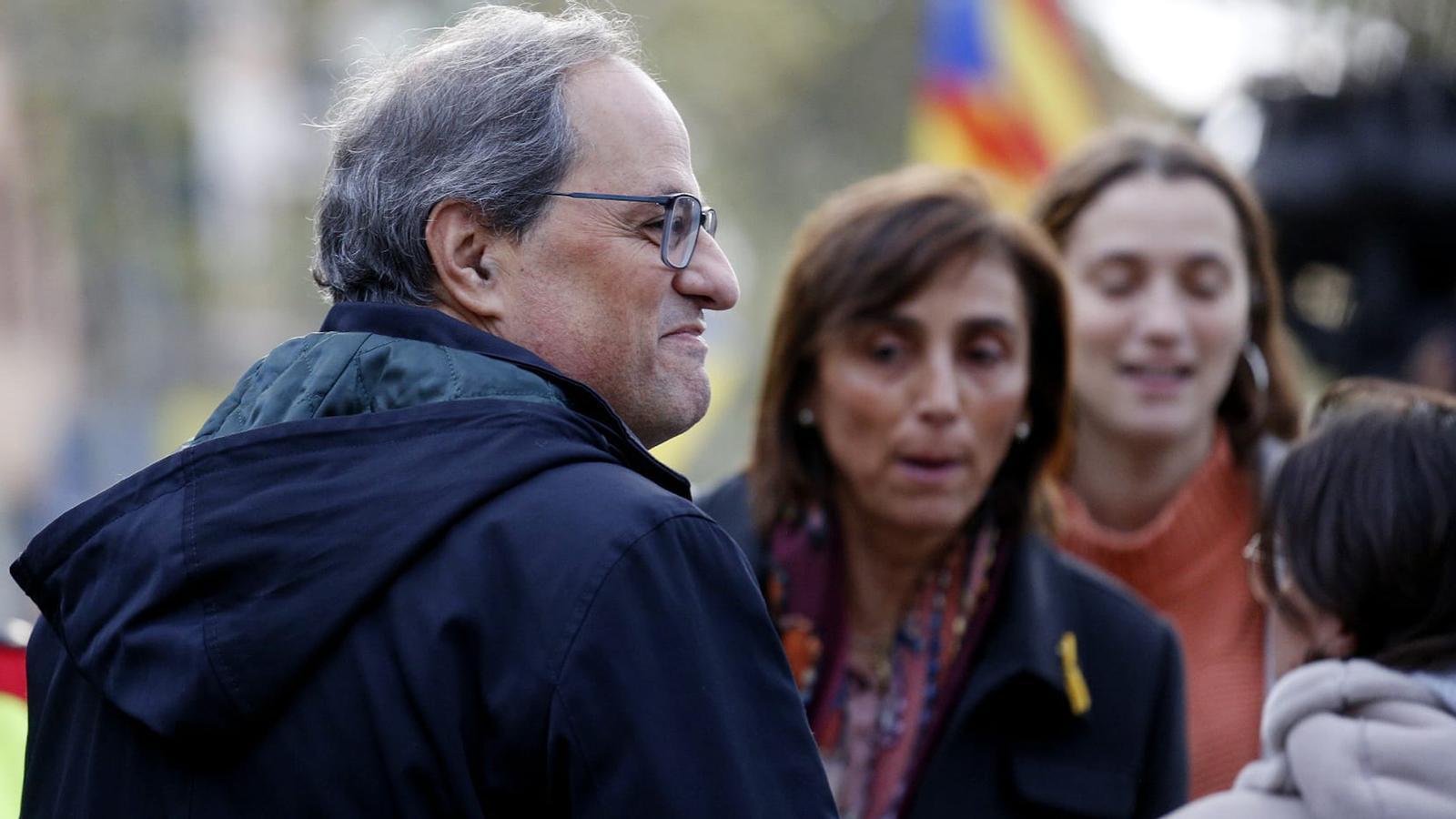 L'anàlisi d'Antoni Bassas: 'Mas, Puigdemont i Torra, tres presidents a judici'
