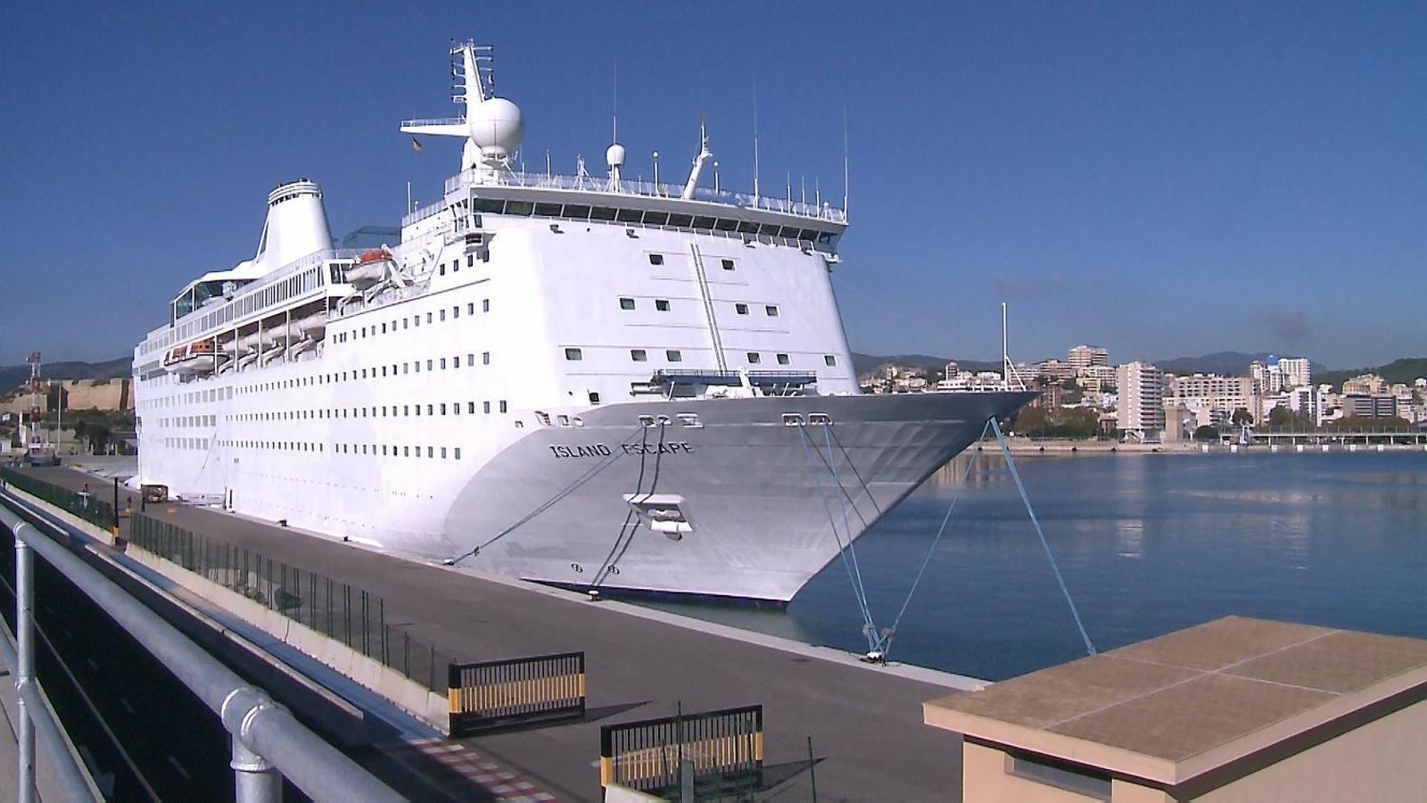Les Balears han rebut quasi 664.000 creueristes entre el gener i el maig