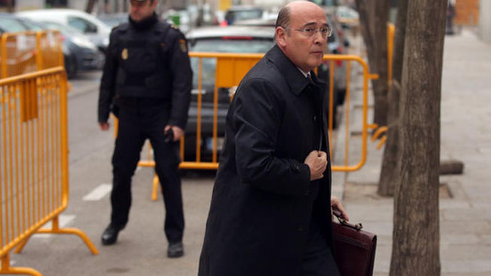 Pérez de los Cobos acusa els Mossos d'avisar els col·legis electorals de l'arribada de la policia l'1-O