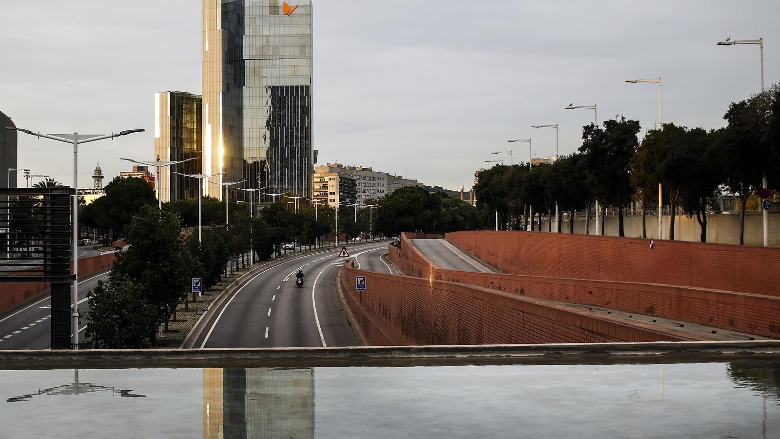 Barcelona tindrà dos nous radars de tram a la ronda Litoral i al túnel de Badal