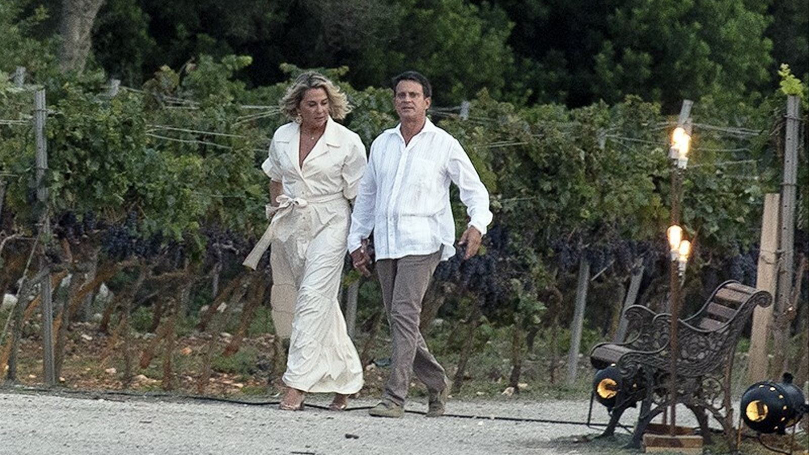 La parella ha volgut certificar el seu amor a l'illa on es van conèixer.