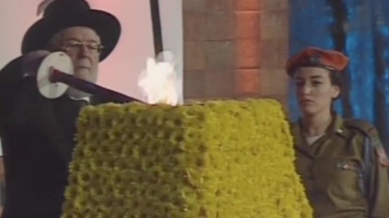 Peres i Natanyahu inauguren el Dia de l'Holocaust a Israel
