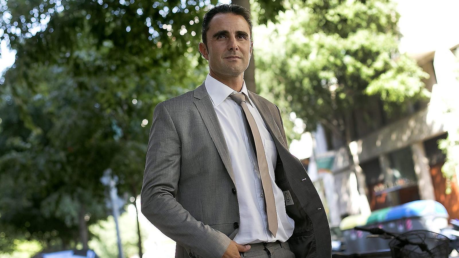 """Falciani veu """"impossible"""" que la seva extradició sigui a canvi del lliurament de Rovira i Gabriel"""
