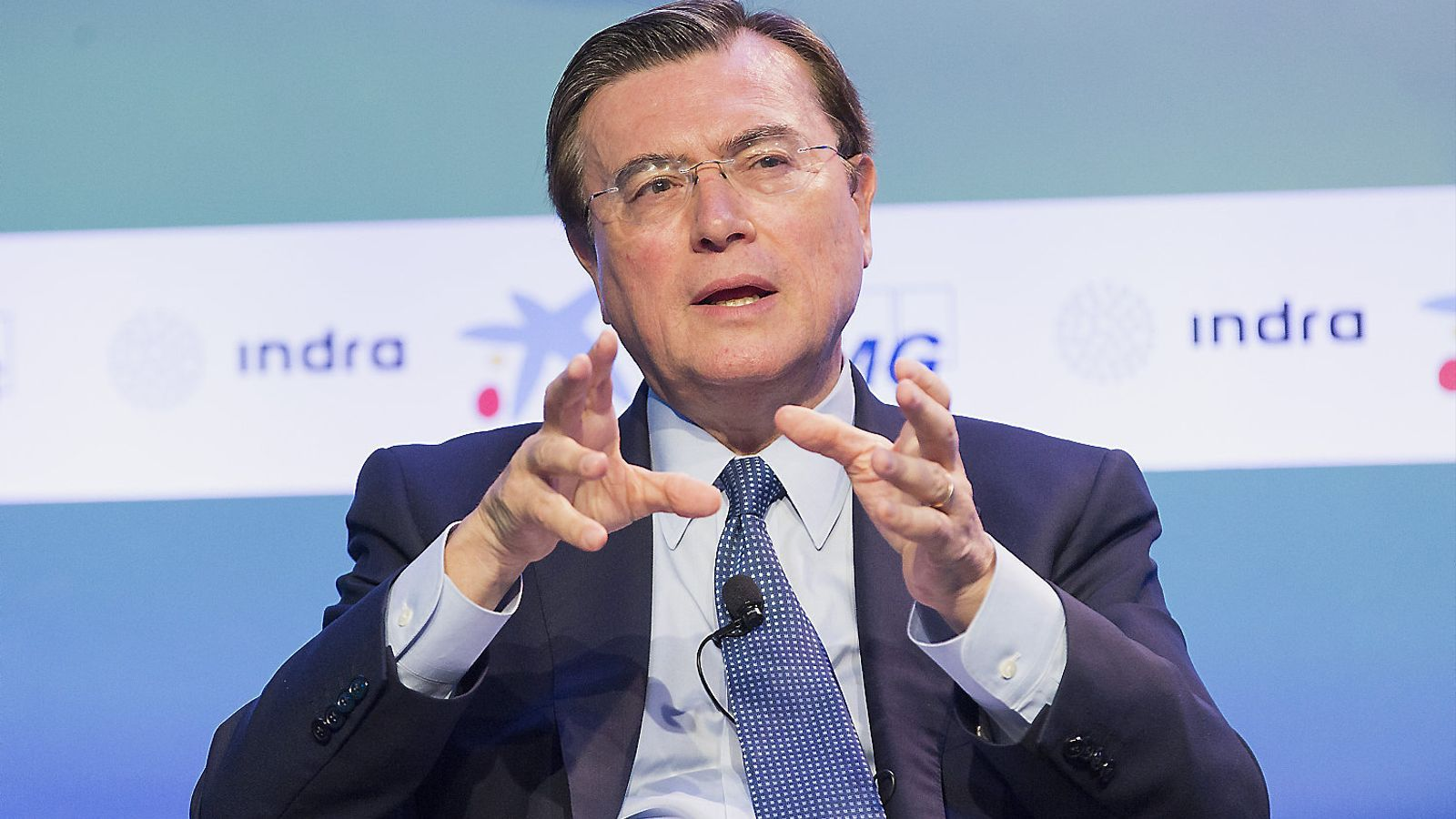 José Viñals, director d'afers monetaris del Fons Monetari Internacional, en una imatge d'arxiu.