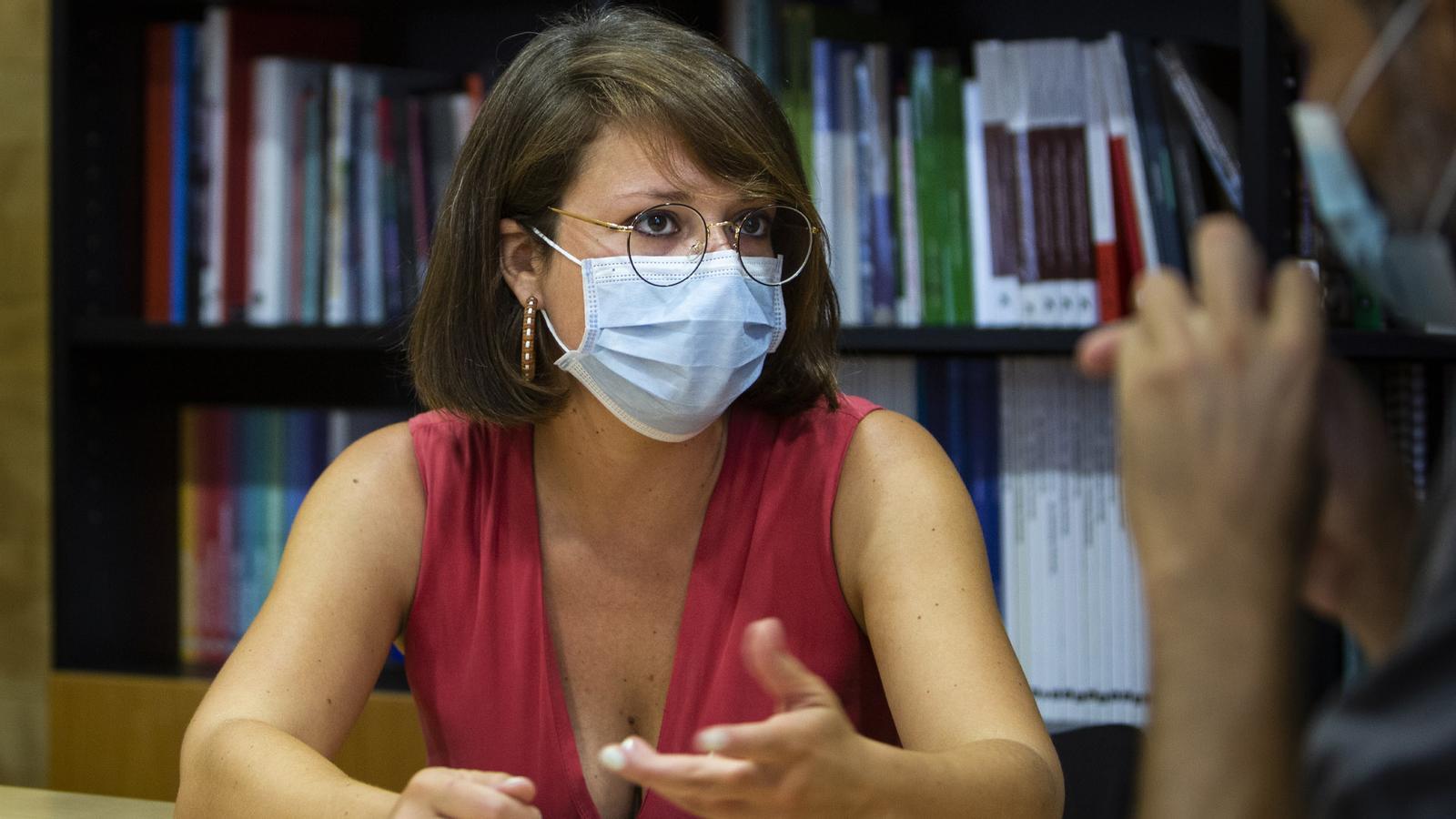 Entrevista de Jordi Mumbrú a Janet Sanz