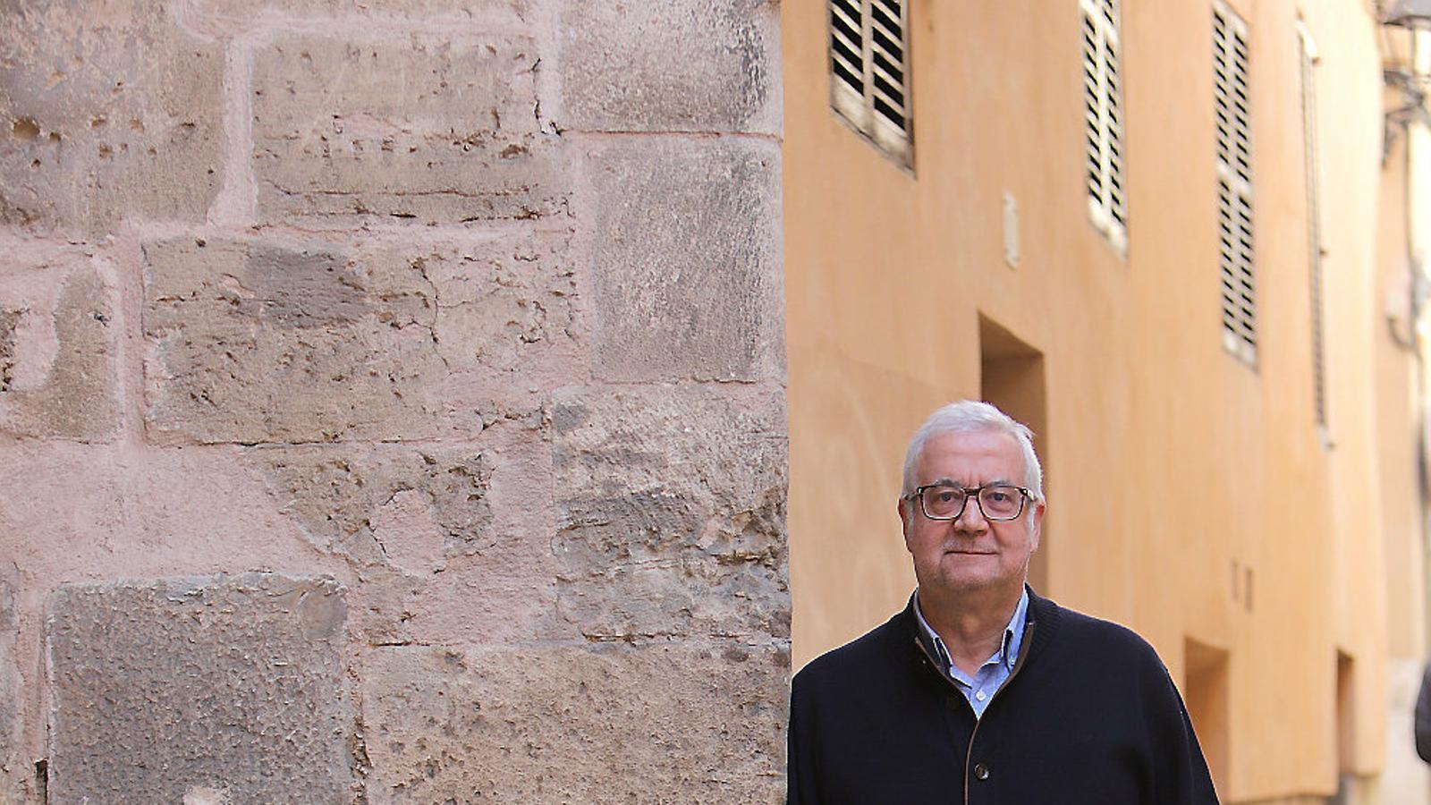 Damià Pons: La lleialtat i la feina