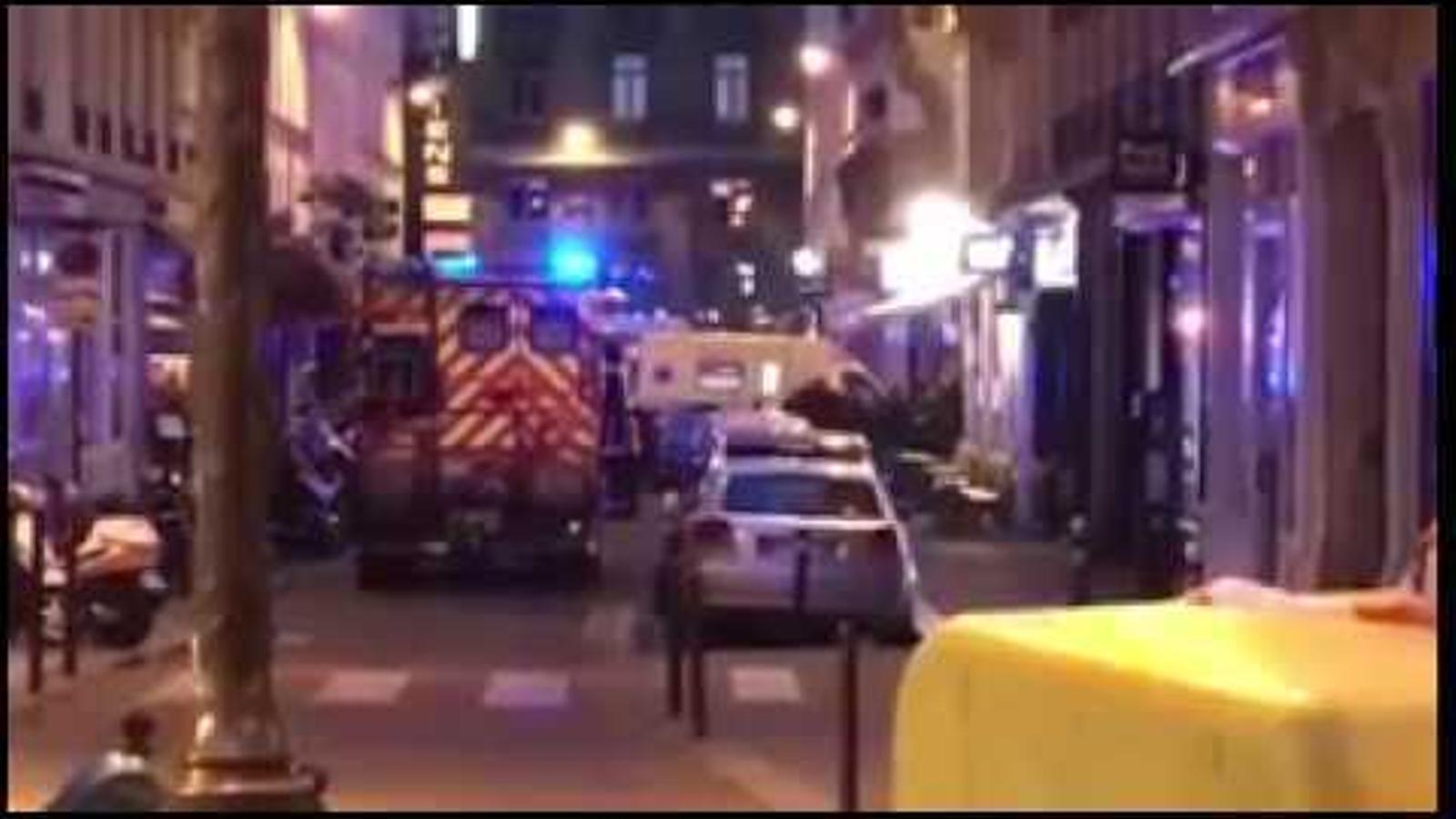 Atac a París