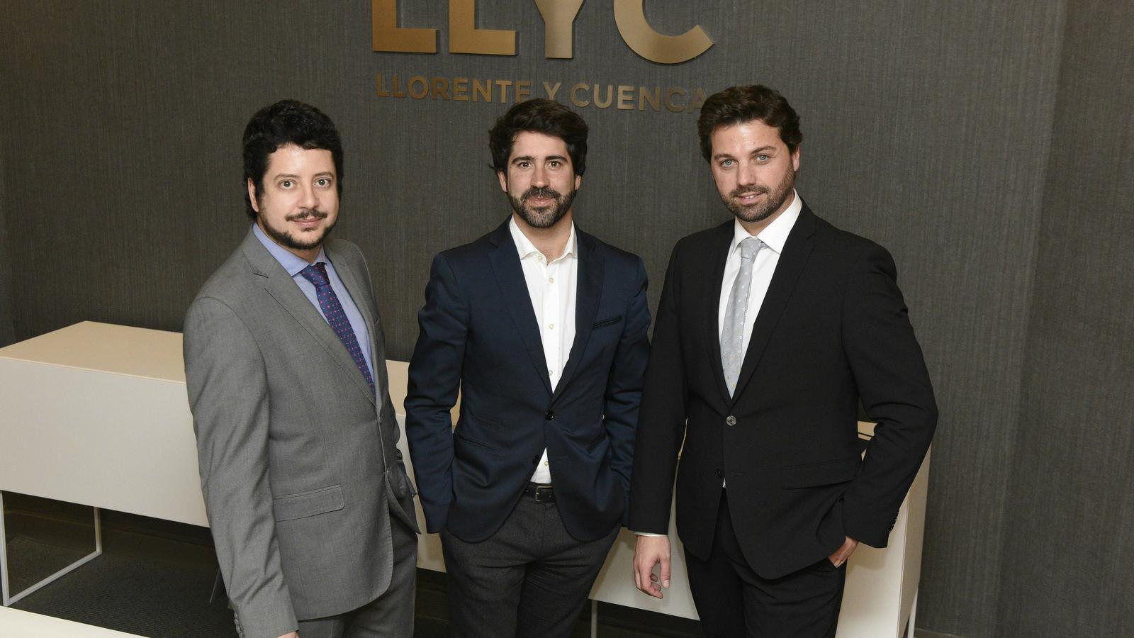 LLYC es reforça com a lobi empresarial amb el fitxatge de Roger Montañola