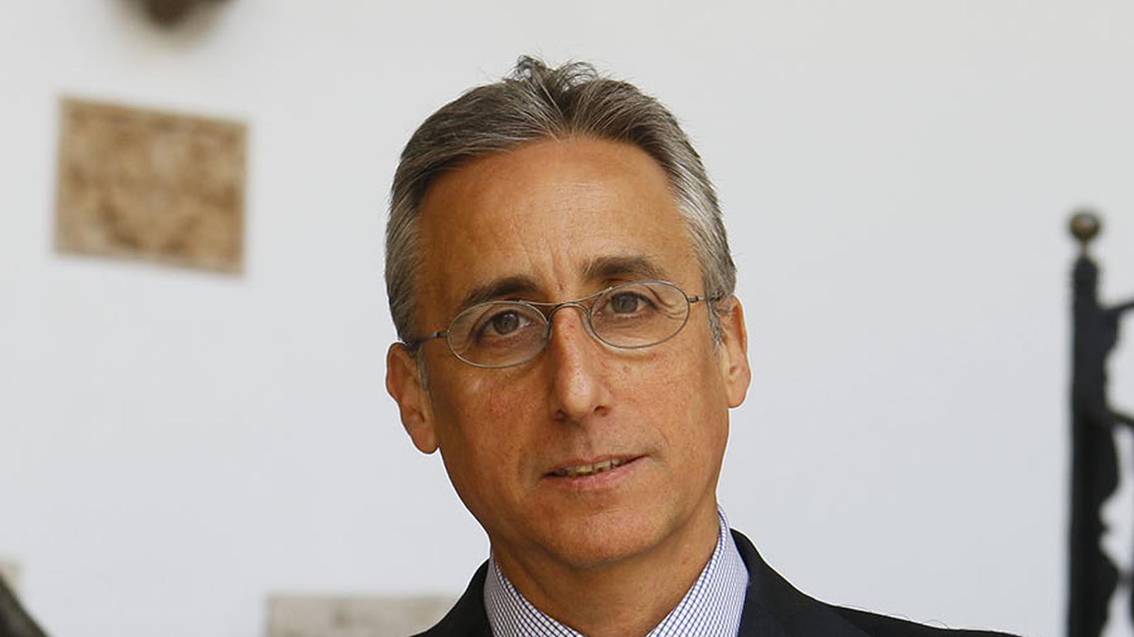 Diego Gómez-Reino. /ISAAC BUJ