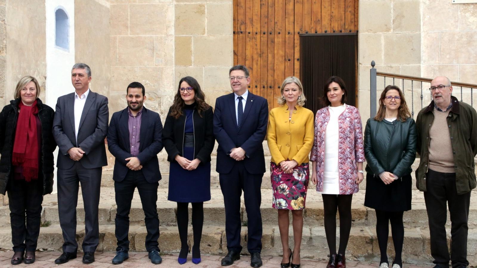 """El govern valencià establirà un requisit lingüístic """"proporcional"""" a cada lloc de treball de l'administració"""