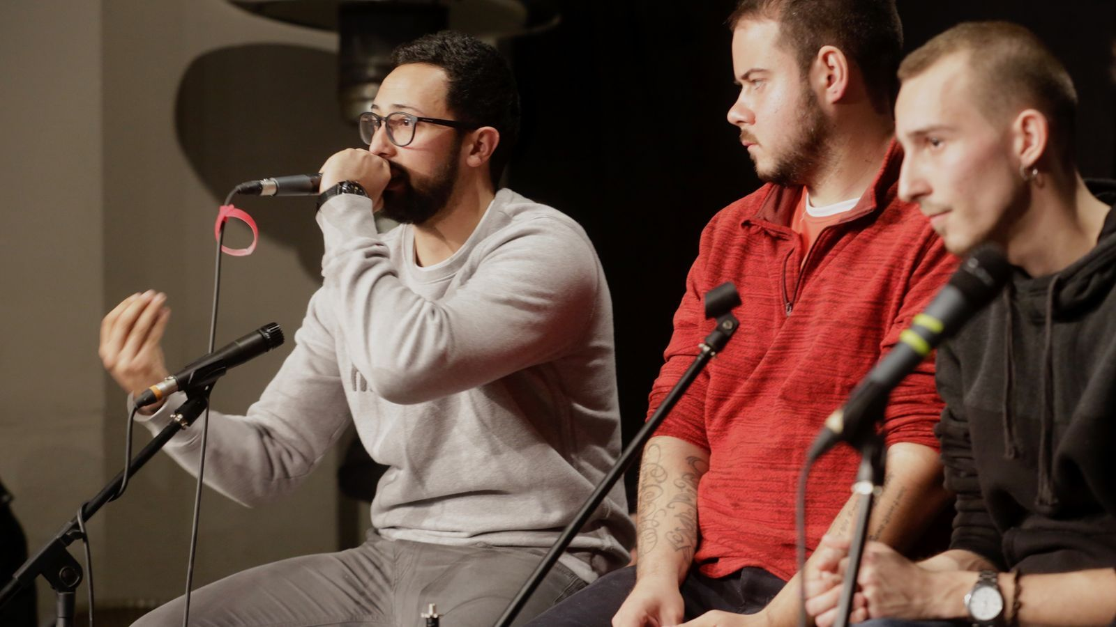 Pablo Hasél, Roba Estesa i Tremenda Jauría, caps de cartell del festival Música Urbana Reivindicativa