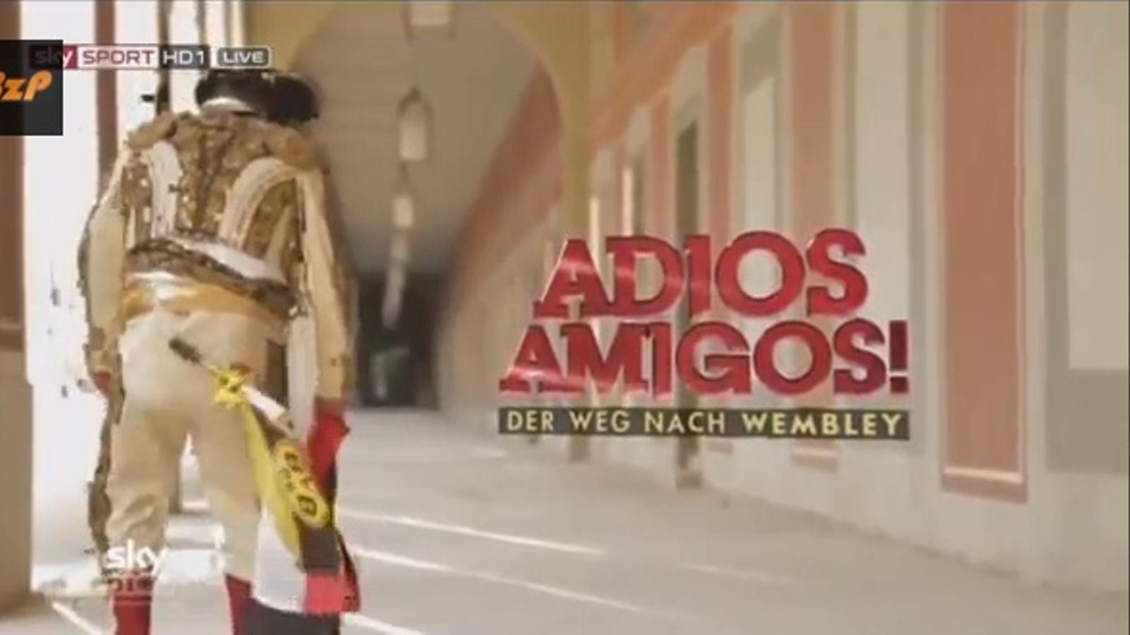'Adiós amigos': l'anunci de la televisió alemanya sobre l'eliminació del Barça i el Madrid