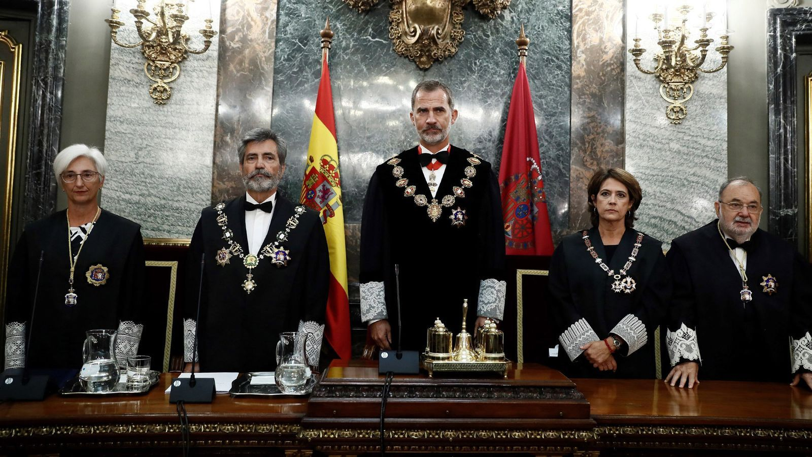 L'anàlisi d'Antoni Bassas: 'El confinament mental d'un tribunal'