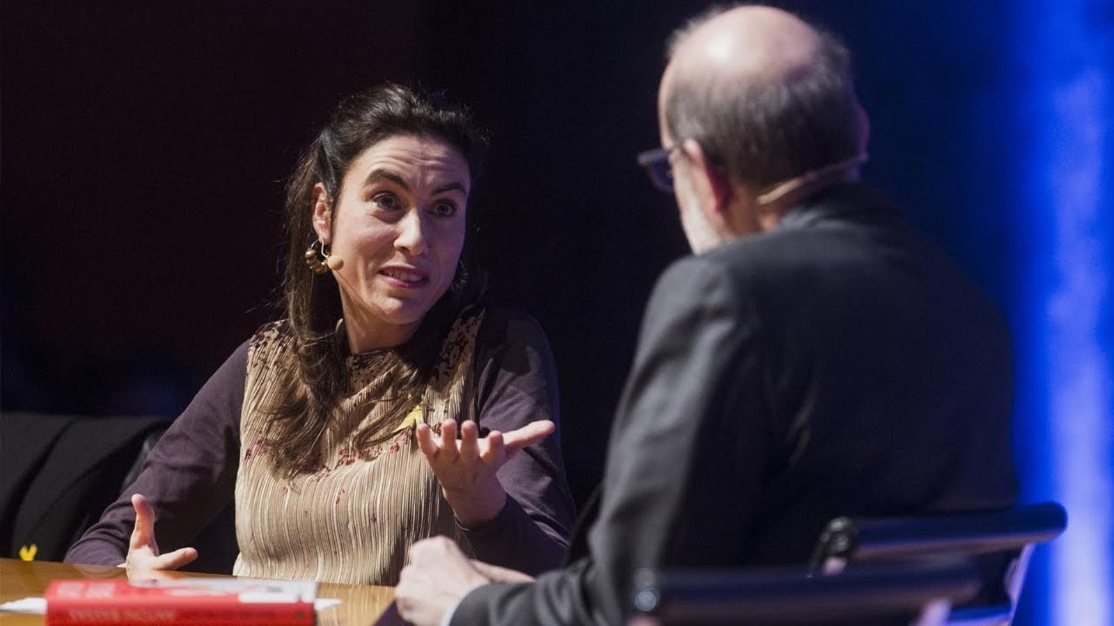 Entrevista d'Antoni Bassas a Txell Bonet