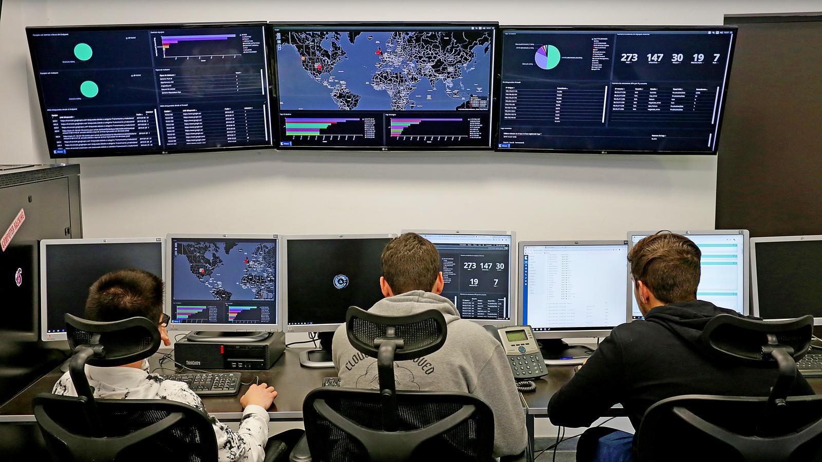 Intec és la primera empresa de ciberseguretat de les Illes i una de les poques de l'Estat