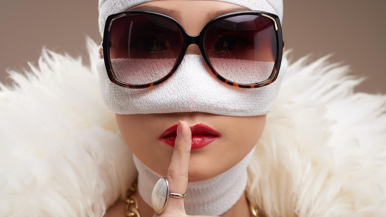 Si el teu marit, estimada, no et reconeix perquè t'has operat i t'has fet la cara nova, has triomfat.