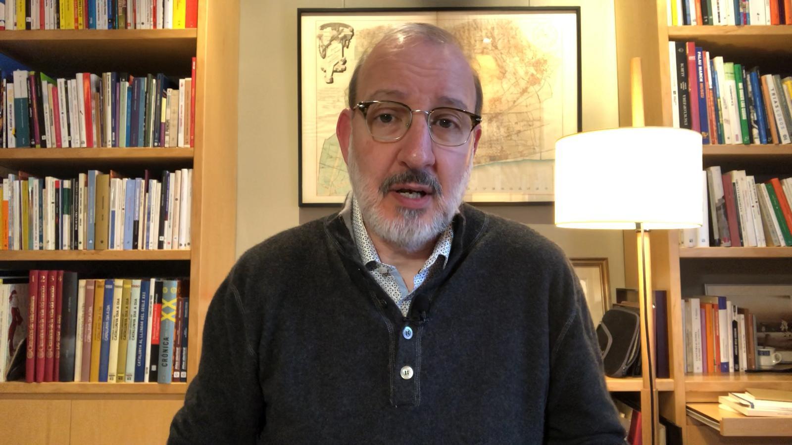 339 morts a Catalunya i així seran els crèdits a autònoms i pimes: les claus del dia, amb Antoni Bassas (24/03/2020)