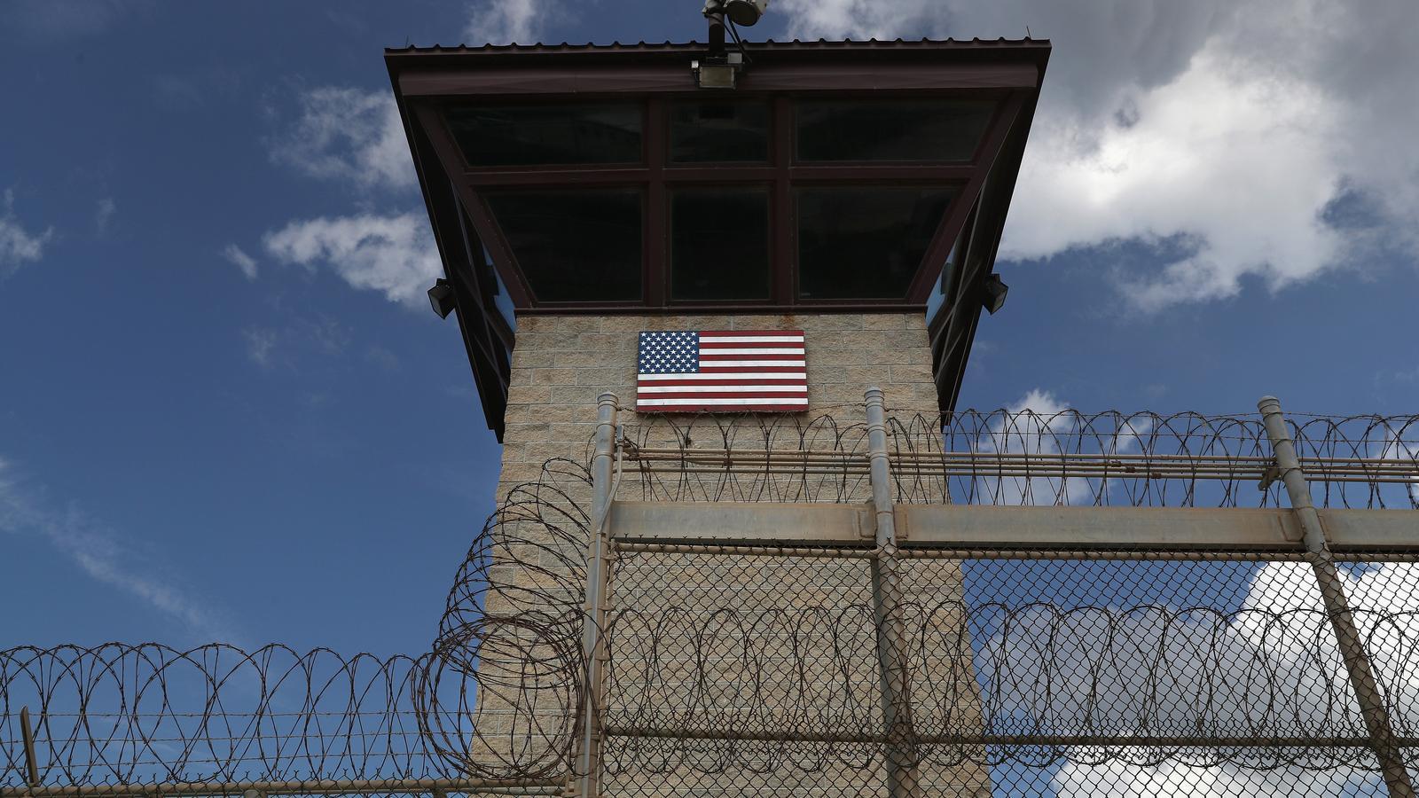 Preso de Guantanamo
