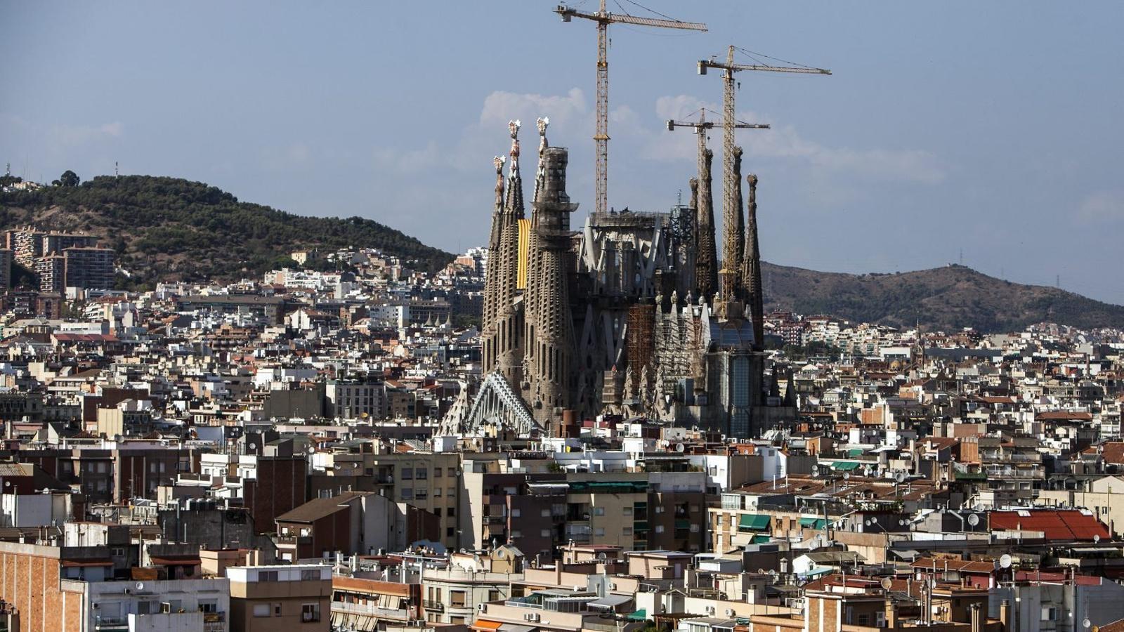 Denúncia dels veïns  a la Sagrada Família