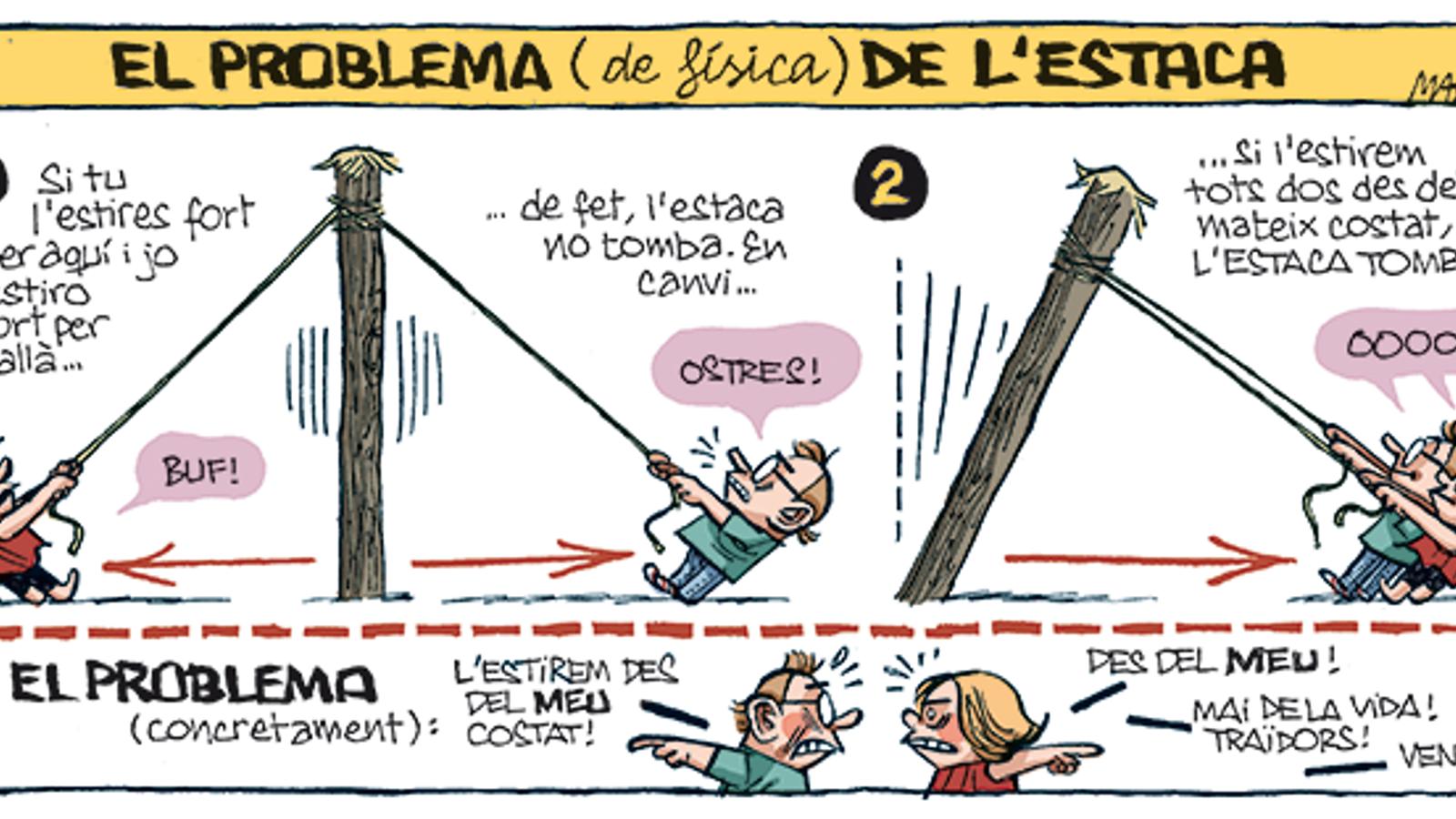 'A la contra', per Fontdevila 23/08/2020