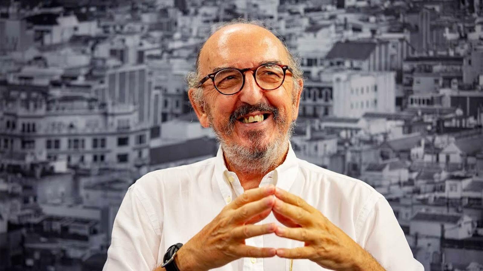 Entrevista d'Esther Vera i Albert Martín a Jaume Roures