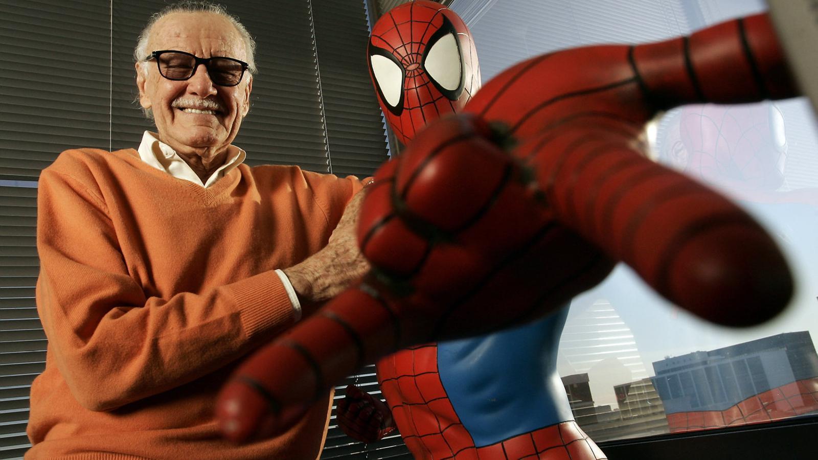 Mor Stan Lee, el pare  del superheroi modern