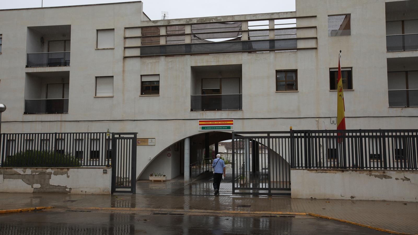 Sis detinguts per una violació en grup a una menor a l'Olleria, al País Valencià