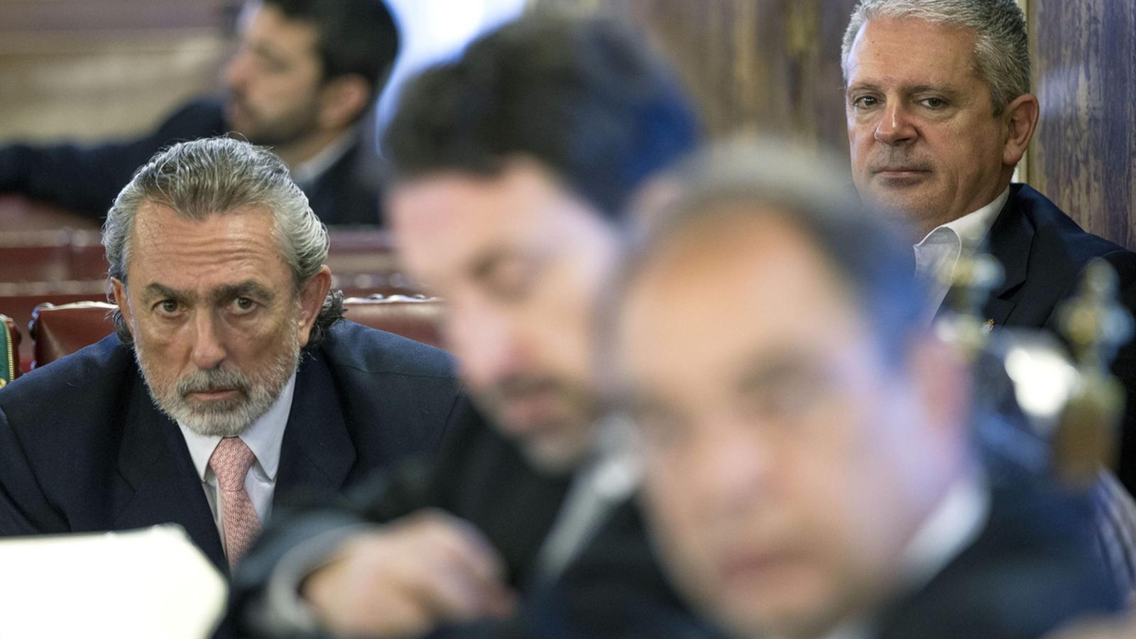 Correa assegura desconèixer els negocis de la Gürtel amb el PP valencià i no assenyala Camps