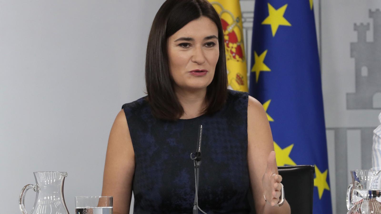 La ministra de Sanitat hauria obtingut el seu màster de forma irregular, segons eldiario.es