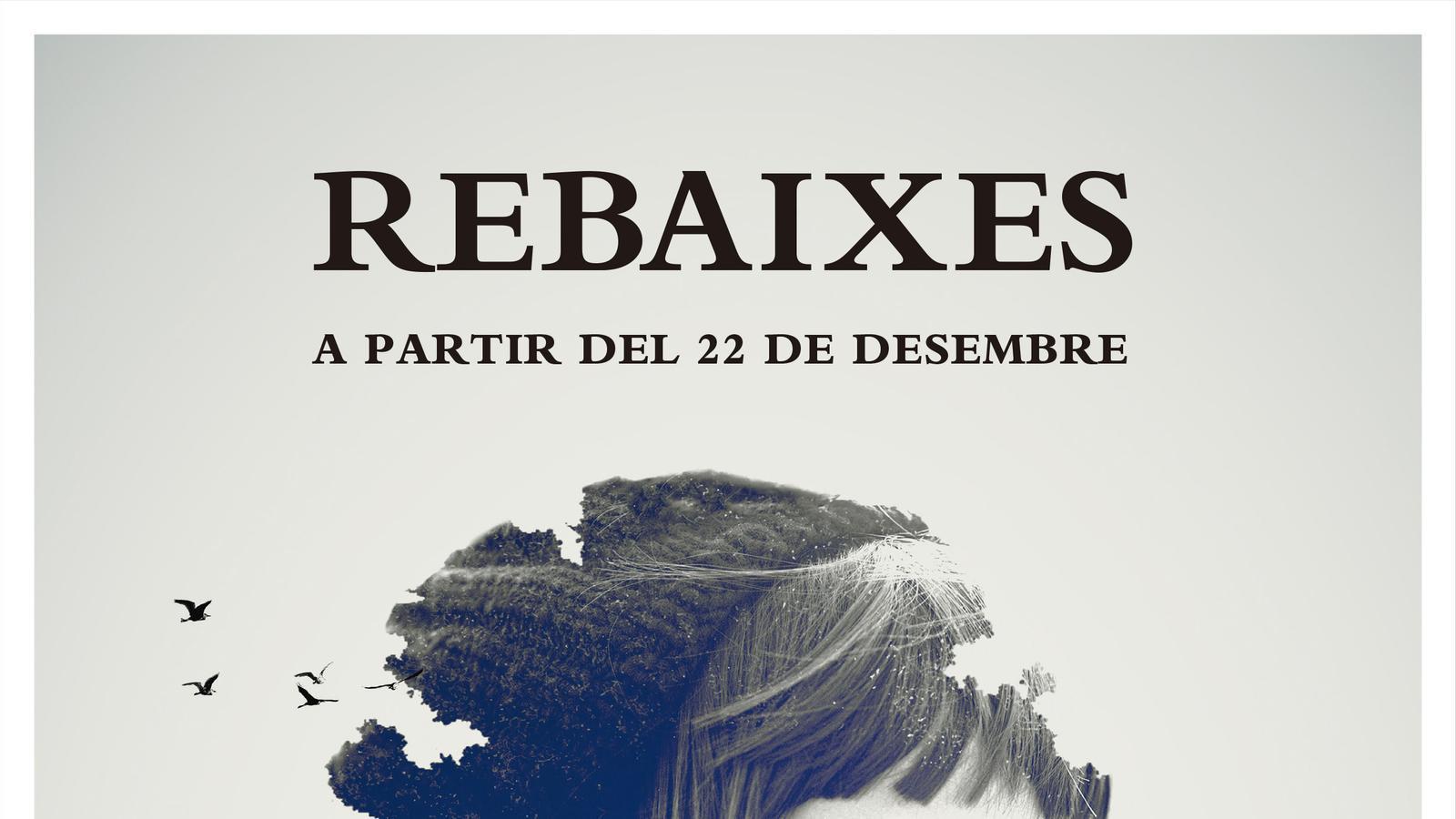 Imatge promocional de la campanya de rebaixes d'Andorra Turisme. / ANDORRA TURISME