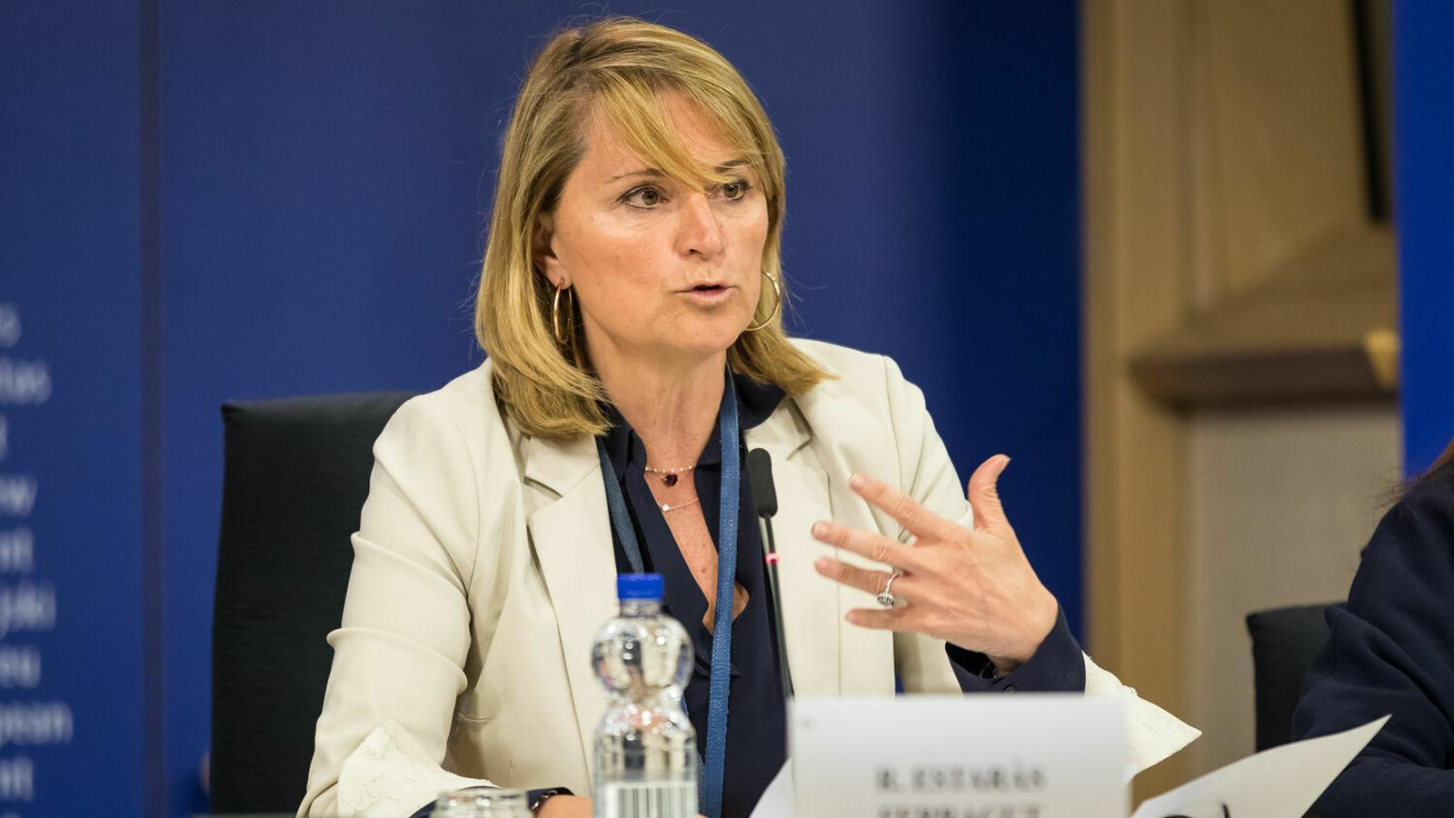 L'eurodiputada del PP balear, Rosa Estaràs