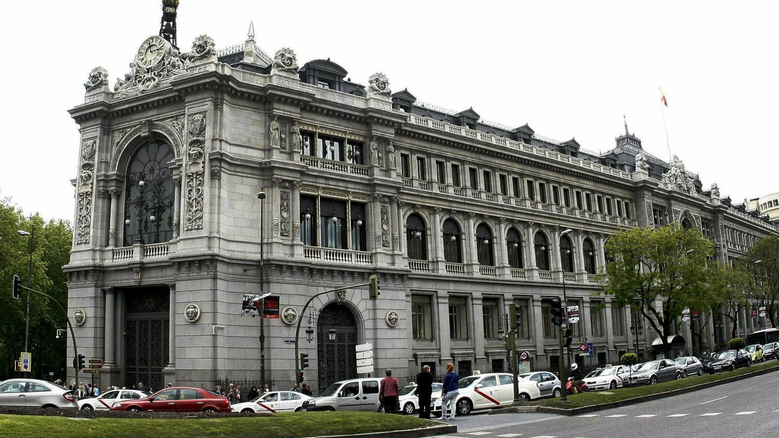 El Banc d'Espanya ha presentat les seves projeccions trimestrals.