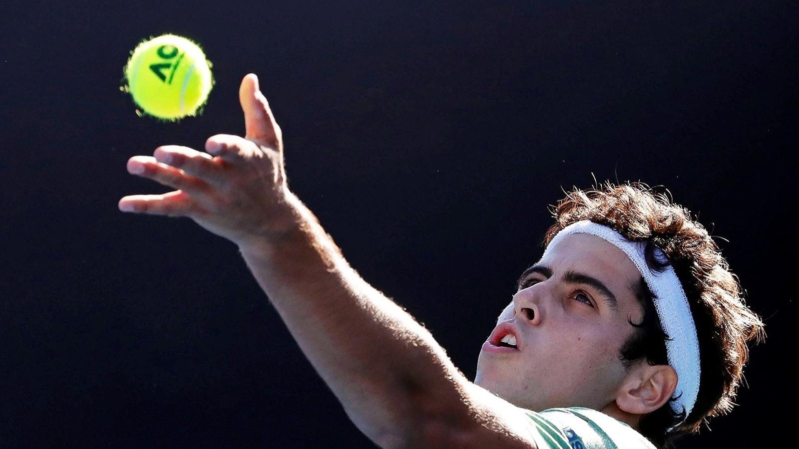 El tenista balear Jaume Munar ha debutat en un Grand Slam