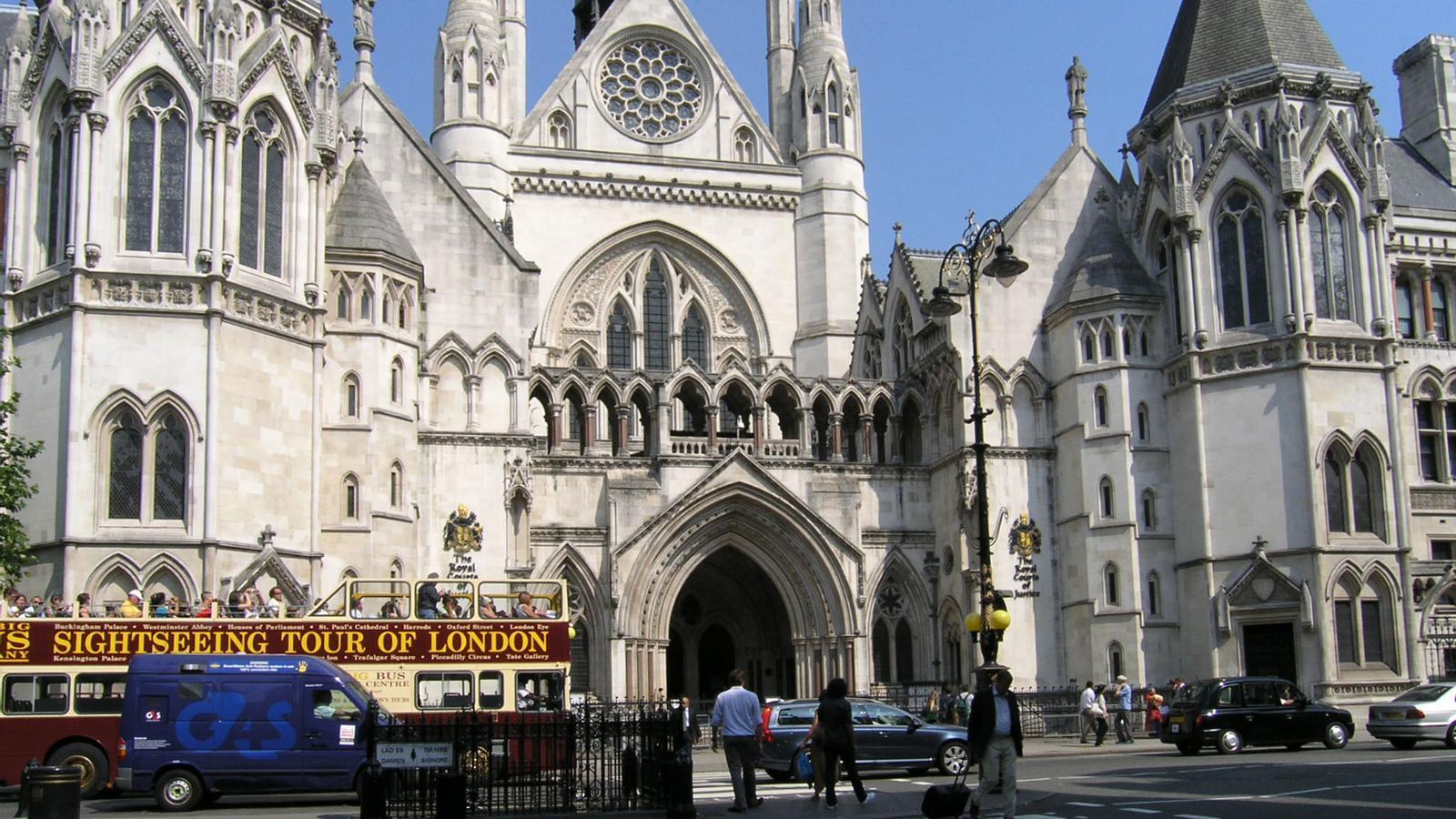Seu del Tribunal Suprem del Regne Unit, al centre de Londres. / ANDRAS FÜLÖP
