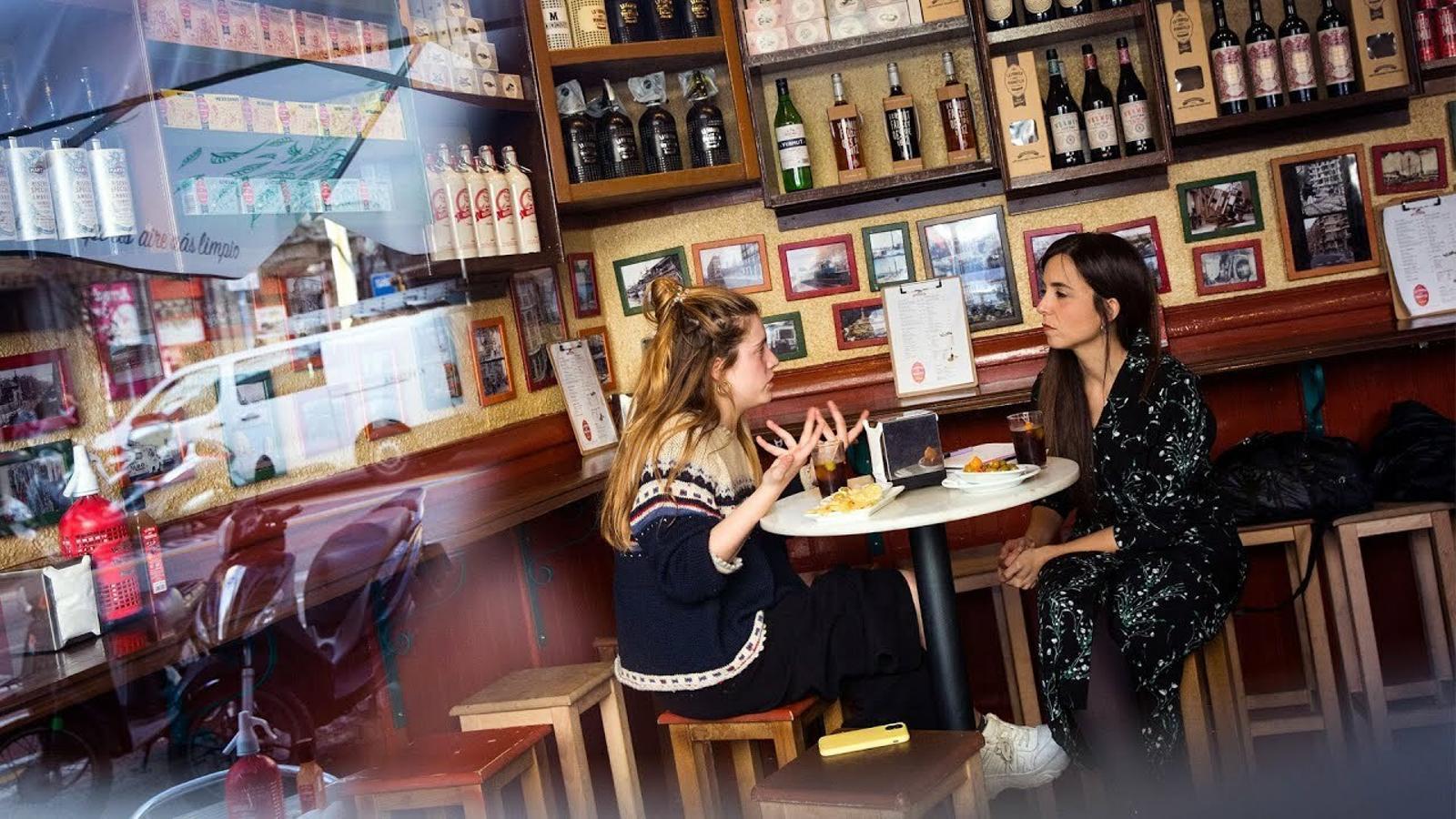 """Juliana Canet: """"No suporto de mi que sempre vull ser el centre d'atenció"""""""